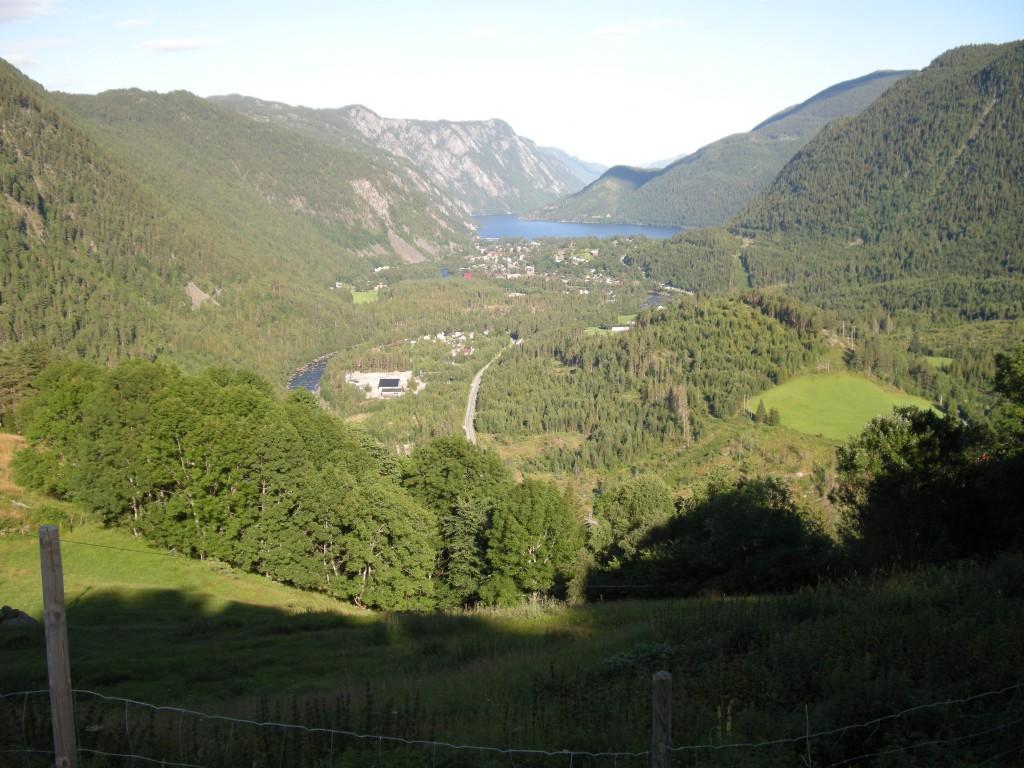 foto,s van Els in Noorwegen juli 2010 212